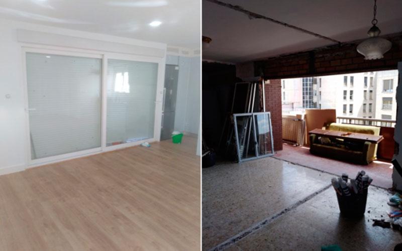 reformas de pisos en sevilla adolfo suarez
